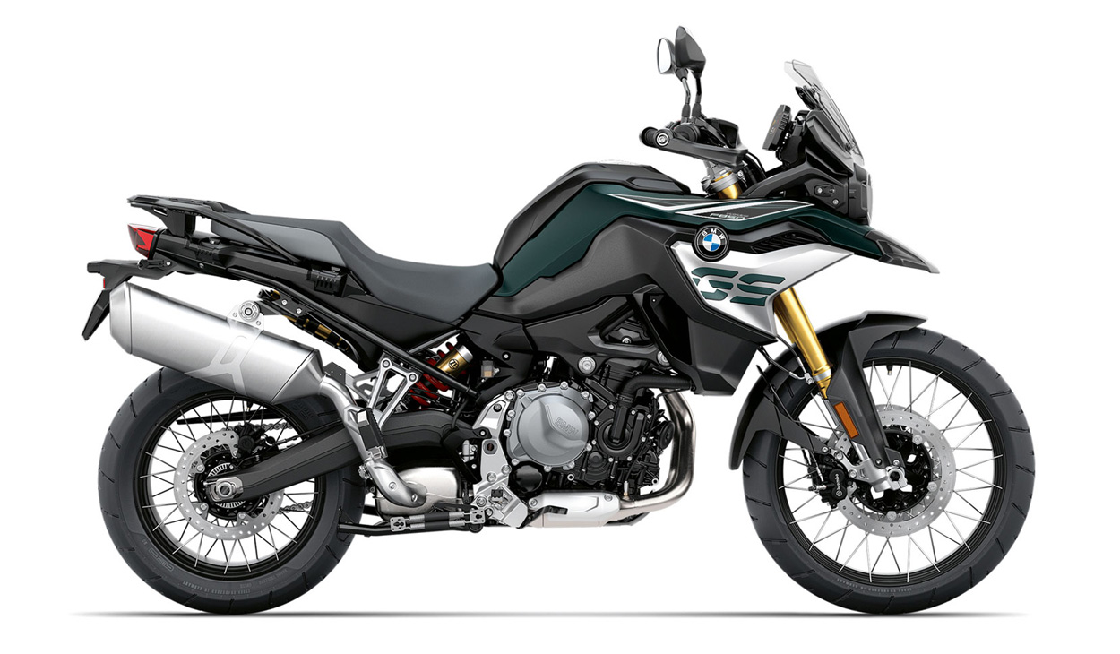 BMW F 850GS technical specifications